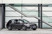 Mercedes-Benz C 450 AMG Sport 4Matic: Second AMG sports model with V6 power