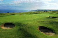 Scotland's Golf Coast boasts highest ranking course in countries Top 100