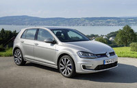 Volkswagen Golf GTE Plug-in Hybrid now on sale