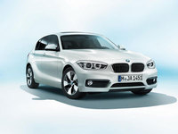 The BMW 1 Series for 2015