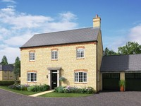 Morris Homes opens new Wootton Fields development