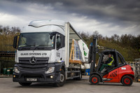 Glass Systems plays the Mercedes-Benz loyalty card with first Euro