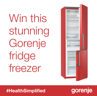 #HealthSimplified with Gorenje