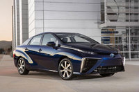 Toyota to increase Mirai production