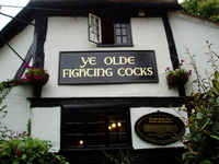 Love through the ages at UK's oldest pub this Valentine's