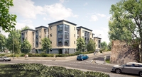 Retirement living apartments at Ashwood Court now selling off plan in Paisley