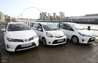 Co-wheels invests in Toyotas for car club fleet expansion