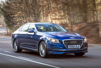 Hyundai launches All-New Genesis executive saloon in the UK