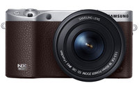 Capture your signature moment with Samsung NX500