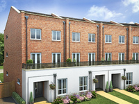 Fall in love with the 'Cavendish' showhome at Cadogan Crescent this Valentine's Day