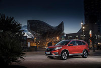 Honda announces prices for face-lifted 2015 CR-V