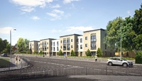Construction starts on McCarthy and Stone retirement living development