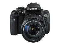 Canon launches the EOS 760D and EOS 750D