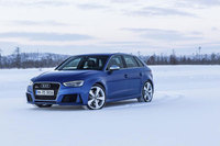 All new UK specification Audi RS 3 Sportback is raring to go