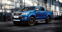 Beat the winter weather in style with the new Toyota Hilux Invincible X