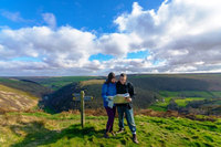 Go the distance on Exmoor this spring and try one of its long distance trails