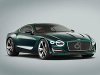 EXP 10 Speed 6 - A vision of Bentley design and performance