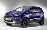 Ford announces new EcoSport at Geneva motor show