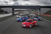 Five new contenders on the grid for 2015 Audi Driving Experience at Silverstone