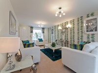 New homes are in high demand at Taylor Wimpey's Hampden View
