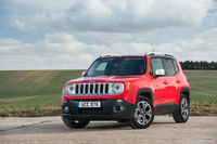 Jeep Renegade: Jeep's first small SUV