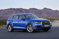 UK customers can take comfort in the Audi Q7 from April