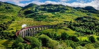 Caledonian sleeper to Fort William and Mallaig holiday