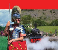 Roman extravaganza on offer from Ravenglass and Eskdale Railway