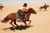 Explore Namibia on horseback with Ranch Rider