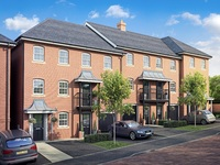 First new homes are now on sales at The Sidings in Eastleigh