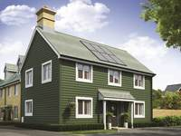 Choose from the new phase of homes at The Woodlands at Crookham Park