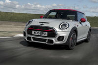 The new MINI John Cooper Works: The most powerful production MINI ever