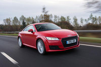 Audi TT secures best sportscar accolade in diesel car awards