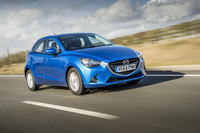Mazda gives Motability programme a boost with all-new model