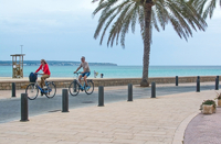 Opt for two wheels to see Mallorca at its best