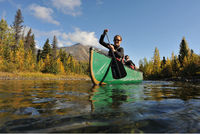 Dip your paddle into Yukon's wild rivers and lakes