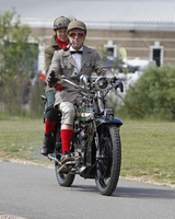 500 Vintage bikes ride out together for nostalgic Banbury Run!