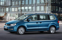 Twenty years young: New Volkswagen Sharan available to order