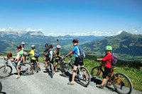 Active family holidays in the Austrian Tirol