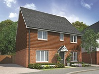 Stunning new homes are in demand at Smallfield Green in Horley