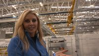 Carol Vorderman gets hands-on in BBC Wales documentary on revolutionary Welsh wings