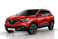 Best-in-class residual values for new Renault Kadjar