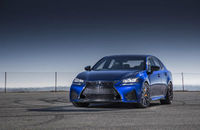 Lexus GS F to make European dynamic debut at Festival of Speed