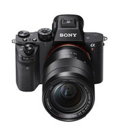 Sony's new a7R II camera