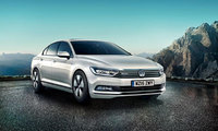 Added efficiency for Volkswagen's Passat as BlueMotion models join the range