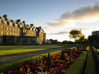 Summer at Gleneagles Hotel 2015