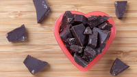 Eating up to 100g of chocolate daily linked to lowered heart disease and stroke risk