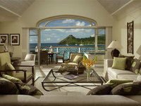 Swap the cramped semi for a spacious suite at The Landings St Lucia