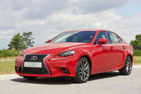 Lexus is to gain turbo power