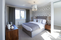 Stunning new showhomes now open at Taylor Wimpey's Knights Walk